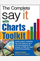 The Say It With Charts Complete Toolkit ペーパーバック
