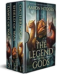 The Legend of the Gods: The Complete Trilogy (The Three Nations Book 2)