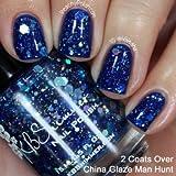 KBShimmer*I Got A Crush On Blue Nail Polish  【並行輸入品】