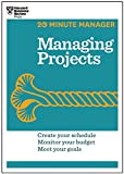 Managing Projects (HBR 20-Minute Manager Series) (English Edition)