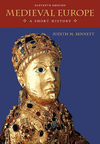 Download Medieval Europe: A Short History 0073385506