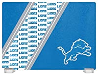 Duck House NFL Detroit Lions Tempered Glass Cutting Board with Display Stand [並行輸入品]