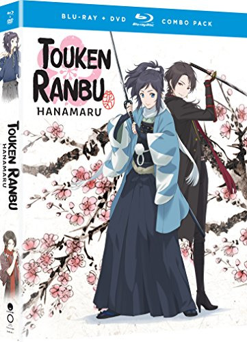 Touken Ranbu Hanamaru: Season One [Blu-ray] [Import]