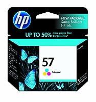 HP 57 Tri-color Original Ink Cartridge (C6657AN) [並行輸入品]