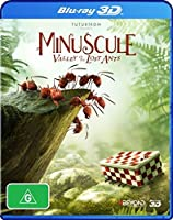 Minuscule - Valley of the Lost Ants 3D