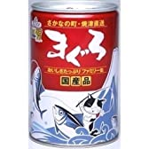 Pたまの伝説まぐろファミリー缶 405g 【ケース販売】24個