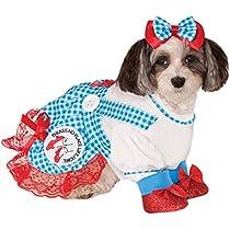 Wizard of Oz Dorothy Dog Costume Wizard of Oz Dorothy Dog Costume オズのドロシードッグ衣装のウィザード♪ハロウィン♪サイズ:Small