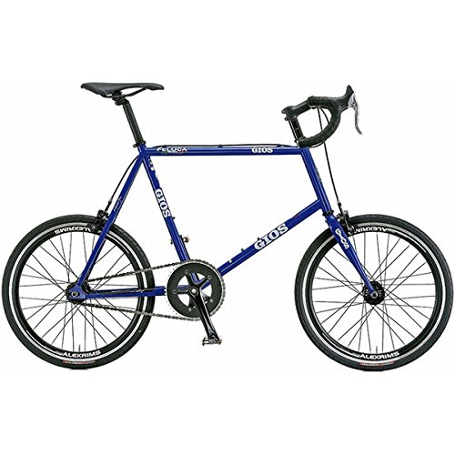 GIOS(ジオス) ミニベロ FELUCA PISTA GIOS BLUE 480mm
