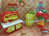 こえだちゃん おしゃべりコレクション こりんごちゃんとキッチンセット 画像