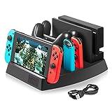 Nintendo switch 多機能充電スタンド KetenTech 充電台 Switch P...