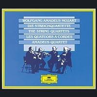 Mozart: The String Quartets (2001-12-21)