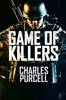 Game Of Killers: The Spartan by [Purcell, Charles]