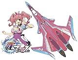 ハセガワ マクロスシリーズ マクロスデルタ 劇場版 VF-31J ジークフリード マキナ・中島カラー 1/72スケール プラモデル 65845