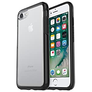 OtterBox iPhone 8/ iPhone 7ケース Symmetry Clear シリーズ 耐衝撃 Black Crystal【OtterBox 公式ブランドストア】