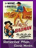 Angel and the Badman [DVD]