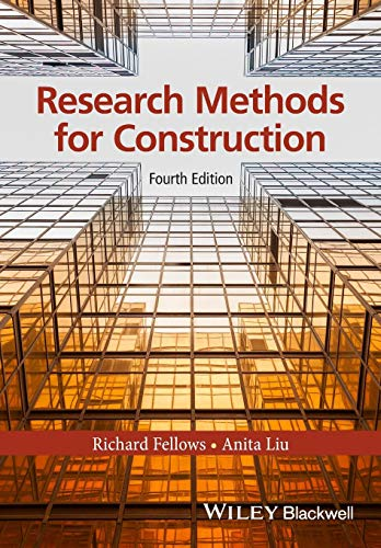 Download Research Methods for Construction, 4e (Coursesmart) 1118915747