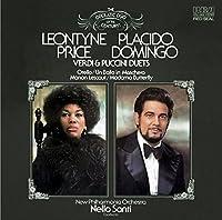 Pl?cido Domingo: Verdi & Puccini Duets by Placido Domingo (2012-07-31)