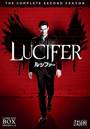 LUCIFER/ルシファー<セカンド・シーズン> コンプリート・ボックス[DVD]