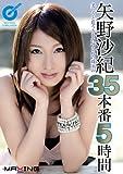 矢野沙紀 美しさと危うさを内包された珠玉の35本番5時間 [DVD]