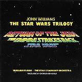 「スターウォーズ トリロジー」(StarWars Trilogy)<輸入盤国内仕様>