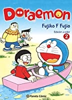 Doraemon color 2