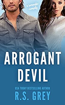 Arrogant Devil by [Grey, R.S.]
