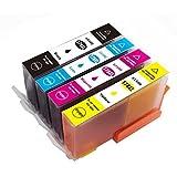 ヒューレット・パッカード 【HP178 互換インク】4色セット【ICチップ付き/一部対応外機種有】HP178XL