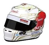 フジミ模型 1/20 グランプリシリーズSPOT-No.29ザウバーC31日本GP 1/8 ヘルメット付