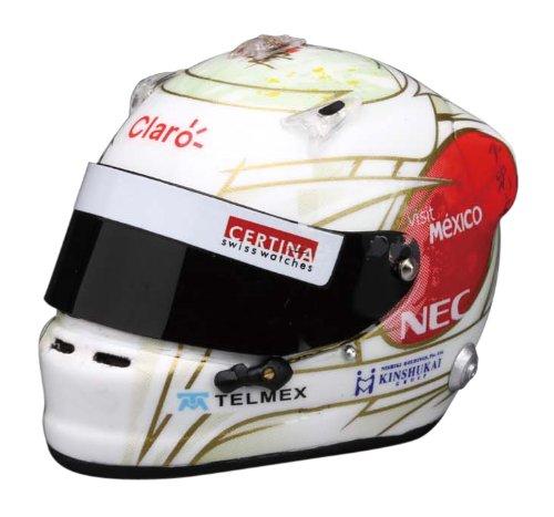 1/20 グランプリシリーズSPOT-No.29ザウバーC31日本GP 1/8 ヘルメット付
