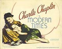 Modern Times 11x 17映画ポスター( 1936)