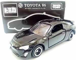 非売品トミカ トヨタ86 クリスタルブラックシリカ