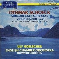 Schoek;Serenade Op1/Violin Con
