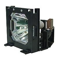 AuraBeam Sharp BQC-XGP25X//1 BQCXGP25X/1 Projector Replacement Lamp with Housing [並行輸入品]