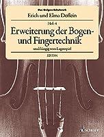 Das Geigen-Schulwerk: Erweiterung der Bogen- und Fingertechnik unabhaengig vom Lagenspiel. Band 4. Violine.