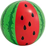 INTEX(インテックス) ビーチボール 浮輪 ウォーターメロンボール 直径107cm 58071 [日本正規品]