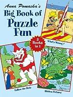 Anna Pomaska's Big Book of Puzzle Fun (Dover Children's Activity Books)