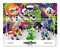 Amiibo Triple Set(Girl,Squid,Boy)(Splatoon)Japan Import by Nintendo [並行輸入品]