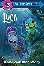 A Sea Monster Story (Disney/Pixar Luca)