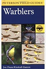 A Field Guide to Warblers of North America Hardcover