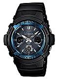 カシオ CASIO Gショック 電波 ソーラー マルチバンド6 腕時計 AWG-M100A-1A[並行輸入品]