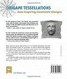 Origami Tessellations: Awe-Inspiring Geometric Designs 画像