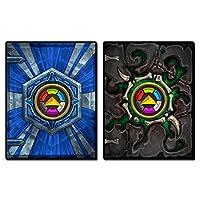 Codex binders: blue and black