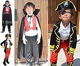 Best ハロウィーンの衣装 - 子供XL(130~140cm) : パイレーツ海賊 風 : ハロウィン コスプレ 衣装 コスチューム 子供用 Review