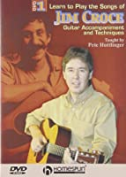 Learn to Play the Songs of Jim Croce 1 & 2 [DVD] [Import]