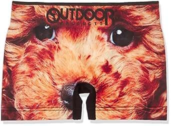 (アウトドアプロダクツ) OUTDOOR PRODUCTS アニマルシームレスボクサーパンツ/メンズ AC2011B124 90N イヌ_90N L