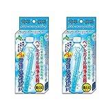 ペットボトル用浄水器 クリスタルH2O 2本セット