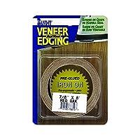 Cloverdale34810Band-It Wood Veneer Edging-3/4X8 R OAK VENER EDGING (並行輸入品)