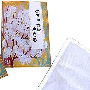花占い付き♪桜の花咲く貼るカイロのプチギフト(1個)【結婚式 記念品 景品 春のミニプレゼント】