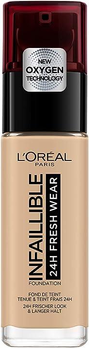 L'Oréal Paris Infallible 24hr Liquid Foundation 120 Vanilla