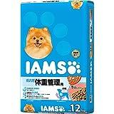 アイムス (IAMS) 成犬用 体重管理用 ラム&ライス 小粒 12kg [ドッグフード]